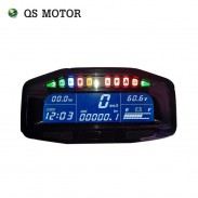 48V-96V Rated Programmable Electric Car Speedometer