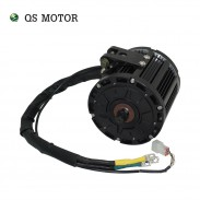QSMOTOR 138 3000W V1 Mid Drive Motor With Spline Shaft