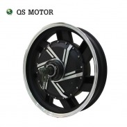 QS MOTOR 17inch most powerful 273 3000w 40H V2 Electric Wheel Hub Motor Price