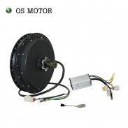 SiAECOSYS QSMOTOR 1200W 48V 50kph Hub Motor with QSKLS4812S controller and kits for Electric Bike