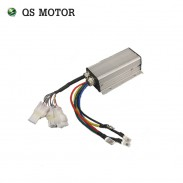 KLS4812S,24V-48V,120A,SINUSOIDAL BRUSHLESS MOTOR CONTROLLER for in-wheel hub motor, powered by SIA
