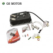 Kelly QSKLS96401-8080H,24V-96V,400A, Kelly Sine Wave Brushless DC Motor Controller without isolation for qs Motor
