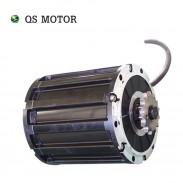 QSMOTOR 120 2000W Mid Drive Motor With Spline Shaft