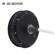 QS Motor 500W 205 27H V1 Electric Bike Spoke Hub Motor