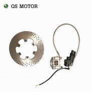Benelli Disc Brake Assembly for QS 14kw In-Wheel Motor