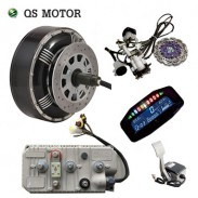 Quanshun Motor 6000W 273 E-car Hub Motor Conversion Kits