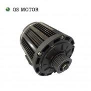 QSMOTOR 138 3000W V1 Mid Drive Motor With Belt Shaft