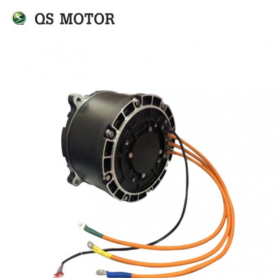 QSMOTOR 10000W 13000W 180 electric motorbike mid drive motor for