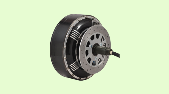 QS Motor Electric Car In-Wheel Hub Motor