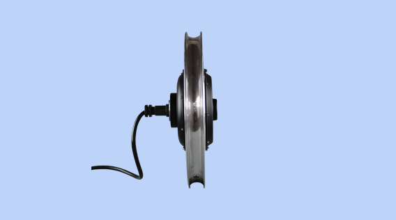 QS Motor Electric Single Shaft In-Wheel Hub Motor