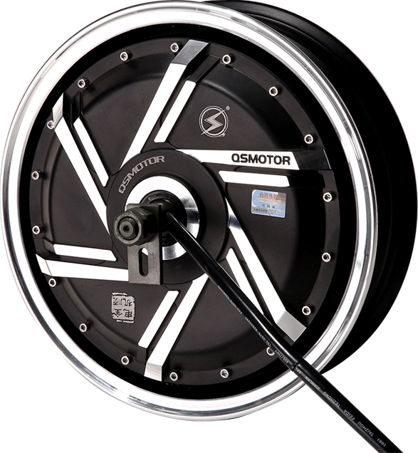 QS Motor Electric Scooter In-Wheel Hub Motor