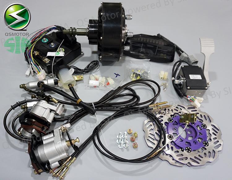 72v 90kph electric car conversion kits 2x3000w hub motor kits taizhou quanshun motor co ltd. Black Bedroom Furniture Sets. Home Design Ideas