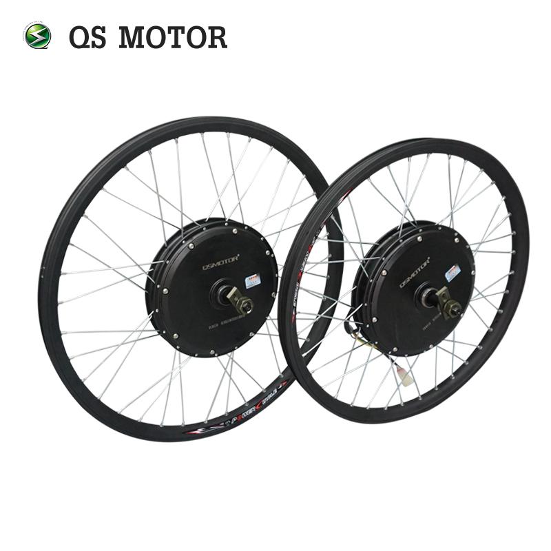 QS 1000W 135mm 205 35H V1 Electric Hub Motor electric bike e bike