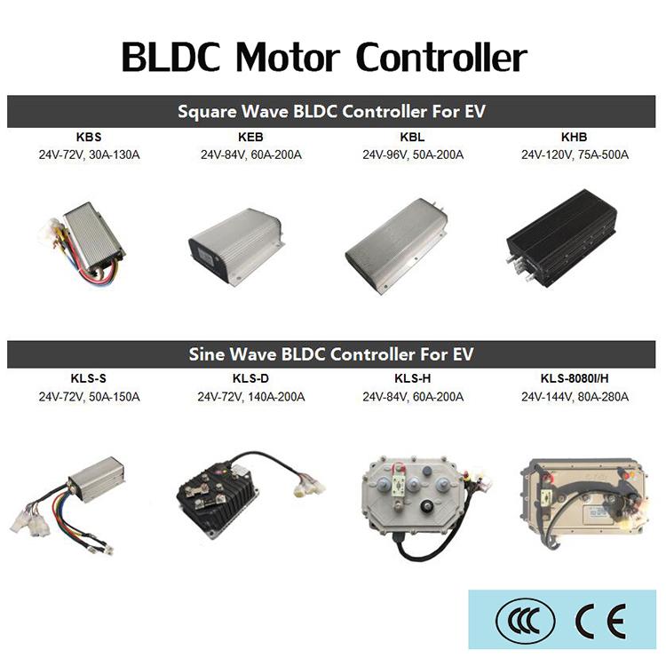 Hot Sale Kelly controller 48V - 144V BLDC Programable Electric Bike