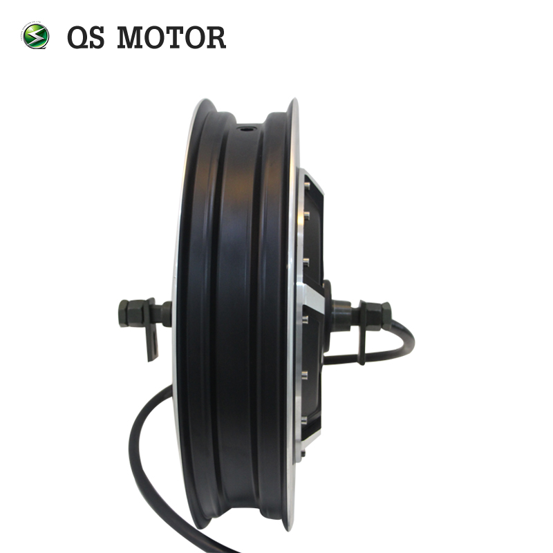 QS Motor 16inch 273 5000W V2 45H electric dc hub motor for